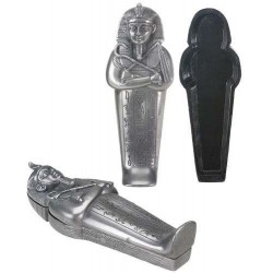 Egyptian Pharaoh Sarcophagus Coffin Box Egyptian Marketplace  Egyptian Decor Statues, Jewelry & Art - God Statues & Museum Replicas