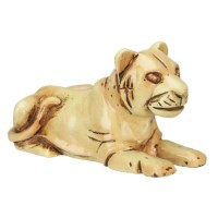 Egyptian Tiger Statue