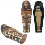 Sarcophagus of Henettawy with Mummy Box at Egyptian Marketplace,  Egyptian Decor Statues, Jewelry & Art - God Statues & Museum Replicas