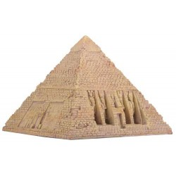 Pyramid Egyptian Sandstone 5.75 Inch Box Egyptian Marketplace  Egyptian Decor Statues, Jewelry & Art - God Statues & Museum Replicas