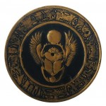 Egyptian Winged Horus Sand Timer