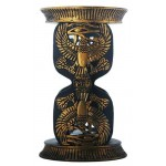Egyptian Winged Horus Sand Timer at Egyptian Marketplace,  Egyptian Decor Statues, Jewelry & Art - God Statues & Museum Replicas