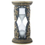 Egyptian Victory Sand Timer at Egyptian Marketplace,  Egyptian Decor Statues, Jewelry & Art - God Statues & Museum Replicas