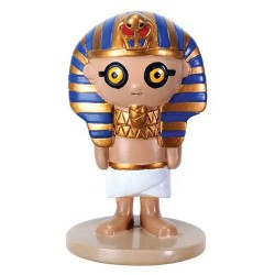 Weegyptians King Tut Mini Statue Egyptian Marketplace  Egyptian Decor Statues, Jewelry & Art - God Statues & Museum Replicas