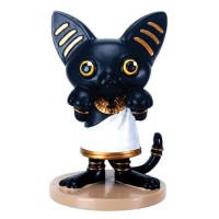 Weegyptians Bastet Egyptian Cat Goddess Mini Statue