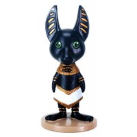 Weegyptians Anubis Egyptian God Mini Statue