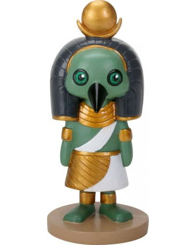 Weegyptians Thoth Egyptian Gods Mini Statue at Egyptian Marketplace,  Egyptian Decor Statues, Jewelry & Art - God Statues & Museum Replicas
