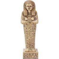 Shabti Egyptian Mummy Egyptian Tomb Figure
