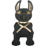Anubis Egyptian Dog God Laying Plushie at Egyptian Marketplace,  Egyptian Decor Statues, Jewelry & Art - God Statues & Museum Replicas