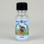 Lotus Oil Blend at Egyptian Marketplace,  Egyptian Decor Statues, Jewelry & Art - God Statues & Museum Replicas