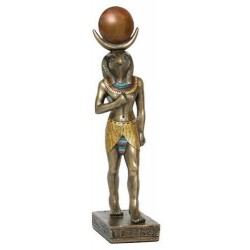 Horus Egyptian Lord of the Sky 9 Inch Statue Egyptian Marketplace  Egyptian Decor Statues, Jewelry & Art - God Statues & Museum Replicas