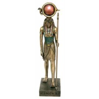 Ra-Harakti Horus God of Light Large Statue