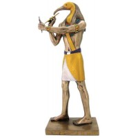 Thoth Egyptian God of Wisdom 16.5 Inch Statue