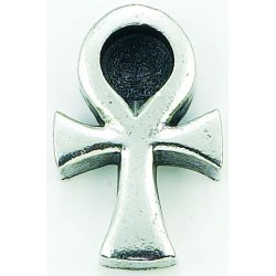 Egyptian Ankh Mini Candle Holder Egyptian Marketplace  Egyptian Decor Statues, Jewelry & Art - God Statues & Museum Replicas