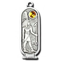 Shu Egyptian Birth Sign Pendant - January 26 - February 24