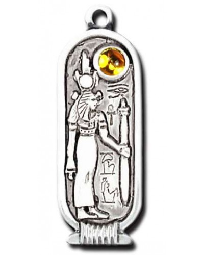 Isis Egyptian Birth Sign Pendant - February 25 - March 26 at Egyptian Marketplace,  Egyptian Decor Statues, Jewelry & Art - God Statues & Museum Replicas