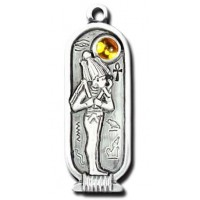 Osiris Egyptian Birth Sign Pendant - March 27 - April 25