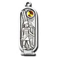 Amun Egyptian Birth Sign Pendant - April 26 - May 25