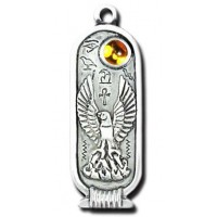 The Phoenix Egyptian Birth Sign Pendant - June 25 - July 24