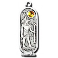 Anubis Egyptian Birth Sign Pendant - July 25 - August 28