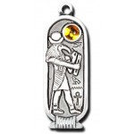 Thoth Egyptian Birth Sign Pendant - August 29 - September 27 at Egyptian Marketplace,  Egyptian Decor Statues, Jewelry & Art - God Statues & Museum Replicas