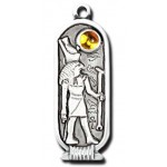 Horus Egyptian Birth Sign Pendant - September 28 - October 27 at Egyptian Marketplace,  Egyptian Decor Statues, Jewelry & Art - God Statues & Museum Replicas