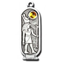 Horus Egyptian Birth Sign Pendant - September 28 - October 27