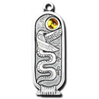 Wadjet Egyptian Birth Sign Pendant - October 28 - November 26