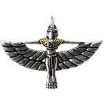 Isis Amulet for Magical Inspiration at Egyptian Marketplace,  Egyptian Decor Statues, Jewelry & Art - God Statues & Museum Replicas