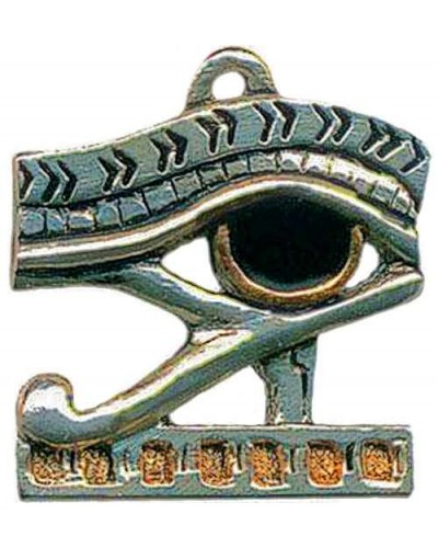 Eye of Horus Amulet for Protection at Egyptian Marketplace,  Egyptian Decor Statues, Jewelry & Art - God Statues & Museum Replicas